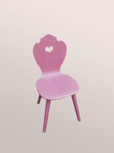 Schalenstuhl aus Holz individuell geölt