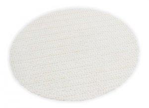 Antirutschunterlage für Sitzkissen in weiß