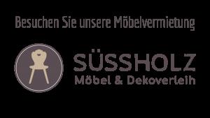 Logo SÜSSHOLZ Möbel & Dekoverleih